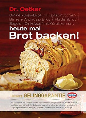 Heute mal Brot backen