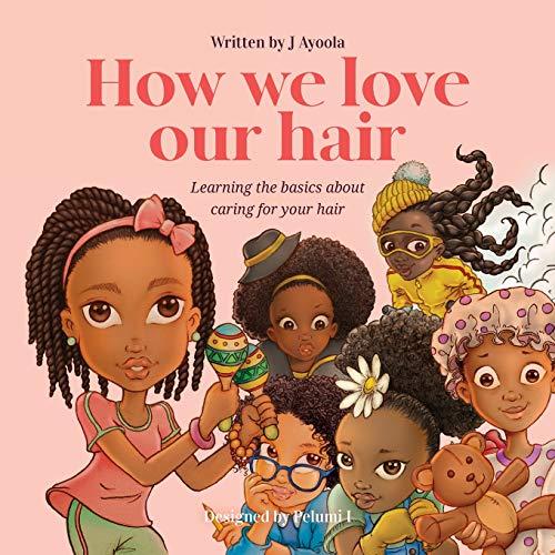Hvordan vi elsker håret vårt