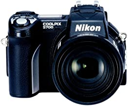 $199 » Nikon Coolpix 5700 5MP Digital Camera w/ 8x Optical Zoom (Discontinued by Manufacturer) (Renewed)