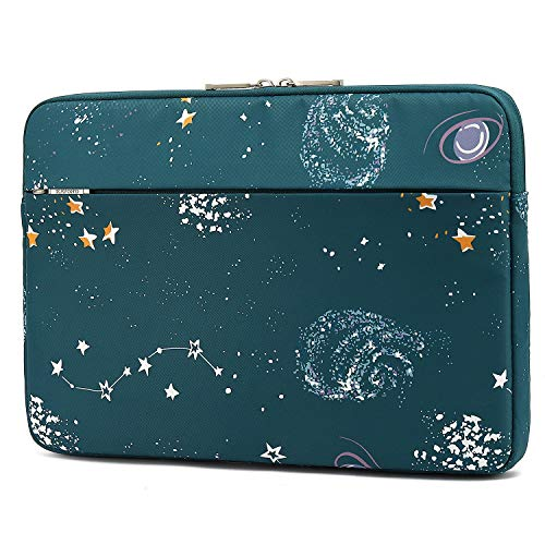 KAYOND 15 inch Laptop Sleeve, Compatible MacBook pro 15.4(2012-2016) MacBook pro 16 and 15.6 inch Notebook Computer, Water Repellent Laptop Bag,Shockproof case (15-15.6 inch, Starry Sky)