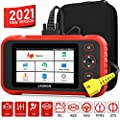 "LAUNCH Scan Tool-CRP129i OBD2 Scanner Professional Automotive Scanner for Mechanic, Engine ABS SRS Transmission Scanner with 5 Reset Service,5"" Touch Screen Car Diagnostic Scanner for All Cars from LAUNCH"