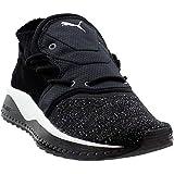Puma Tsugi Shinsei Nocturnal Mens Black Textile Athletic Training Shoes 10.5