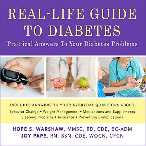 Real-Life Guide to Diabetes cover art