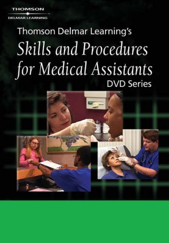 Thomson Delmar Learning's Skills and Procedures for Medical Assistants: No. 6: Infection Control Procedures