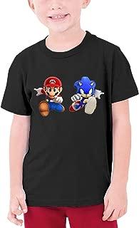 ZooJane Boys Super Mario Odyssey Casual Shirt