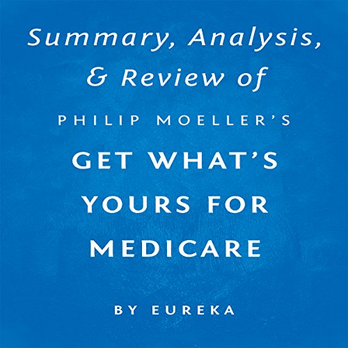 Summary, Analysis, & Review of Philip Moeller's Get What's Yours for Medicare by Eureka audiobook cover art