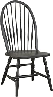 Best antique spindle back chair Reviews