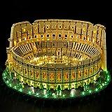 BRIKSMAX Led Lighting Kit for Colosseum -...
