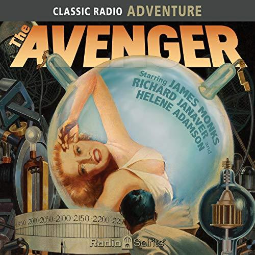 The Avenger cover art