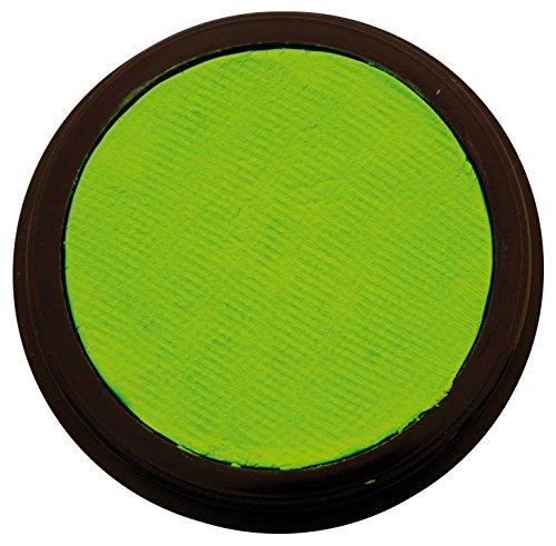 Creative Eulenspiegel 354209 Aqua Maquillage Professionnel Vert sorcière 3,5 ML 5 g