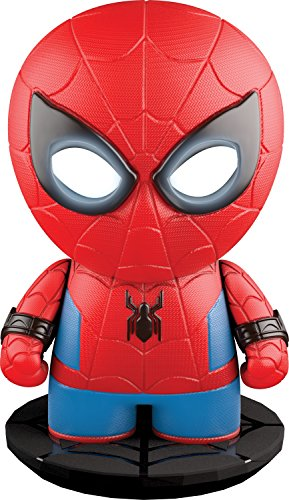 Sphero- Spider-Man App-Enabled Superhero, SP001ROW, Rot