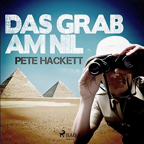Das Grab am Nil audiobook cover art