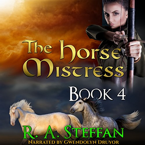 The Horse Mistress, Book 4 audiobook cover art