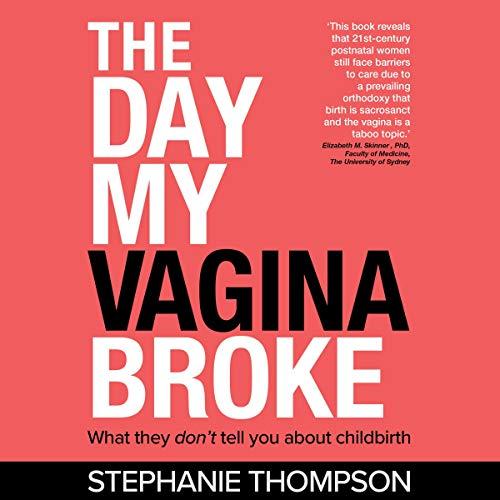 The Day My Vagina Broke Titelbild