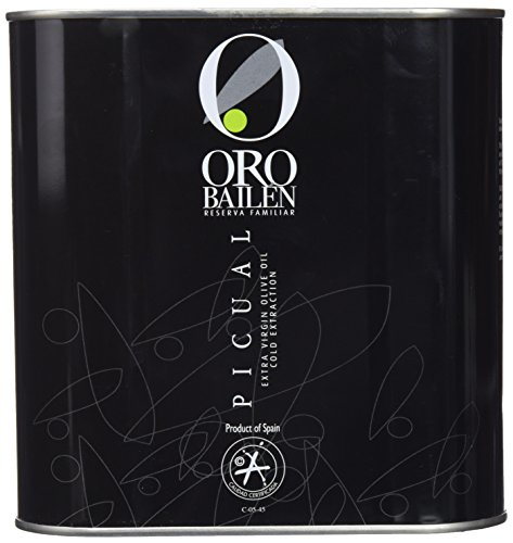 Aceite De Oliva Virgen Extra Oro Bailén 2.5 L