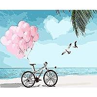 ポスター アートパネル アートフレーム インテリア 築飾り 絵画 壁掛け 新結婚祝い 贈り物 壁絵 玄関 キャンバス SGSJP (Size : M)