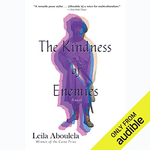 The Kindness of Enemies audiobook cover art