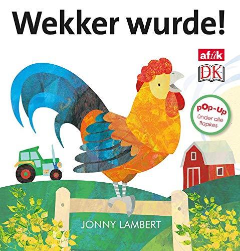 Wekker wurde!: pop-up boek