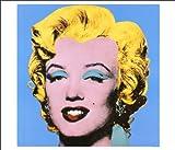 Andy Warhol Marilyn Monroe Blue 1964 Fine Pop Art Poster