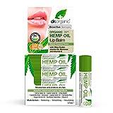 Dr. Organic Hemp Oil Lip Blam Cañamo 5,7Ml. 1 Unidad 500 g