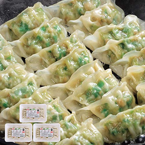 [餃子の王国] うす皮生餃子にら 72個(24個×3パック) 国産 にら 餃子 うす皮 冷凍 餃子 熊本