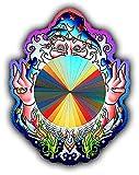 Rainbow Symphony Rainbow Sun Catchers – Mystical Magical Wizard Sun Catcher - Holographic Rainbow Makers