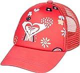 Roxy Girls' Sweet Emotions Trucker Hat, Deep Sea Coral Panpan S, One Size