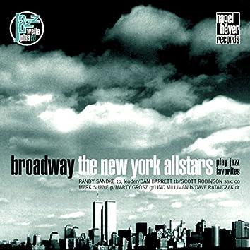 Broadway (The New York Allstars Play Jazz Favorites)