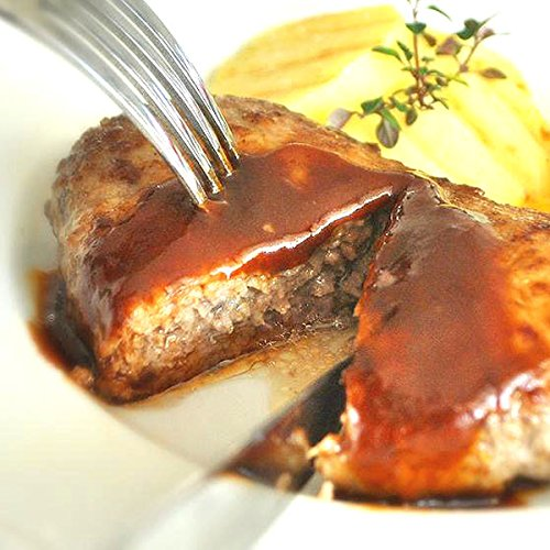 鳥肉 無添加 牛肉100% Gravy ジューシー ハンバーグ 130g × 18個 [ 手捏ね ] [ お中元 / お歳暮 / ギフト ] 【 冷凍 】