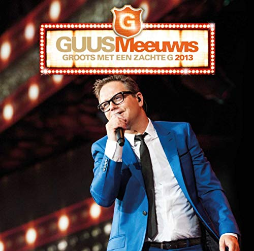 Groots Met Een Zachte G 2013/Live@Psv Stadion 2013 (2 CD)