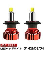 ヘッドライト LED Philips 21600LM LEDフォグランプ 一体型 車検対応 H8/H11/H16/H7/HB3/HB4 一年保証 即納!2個セット!