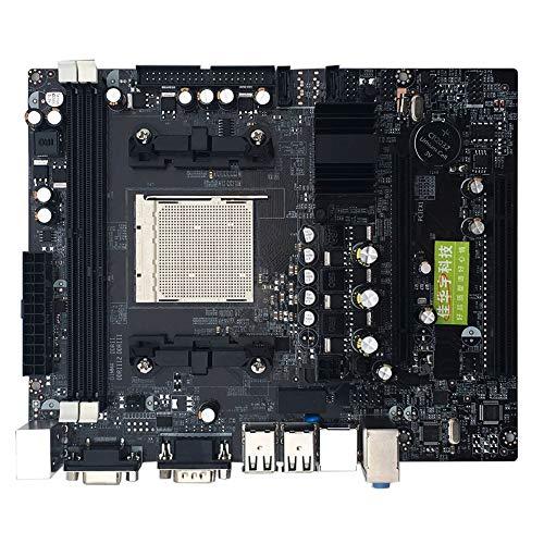 Moederbord houder voor AM2 voor moederbord DDR2 + DDR3 AM3 CPU met 4 SATA2 poorten