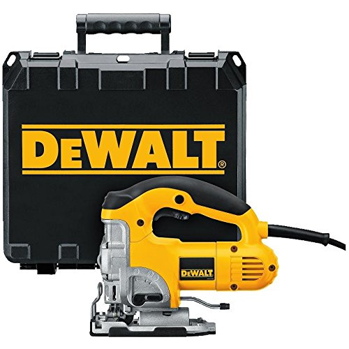 Dewalt Variable Speed Top-Handle Jig Saw