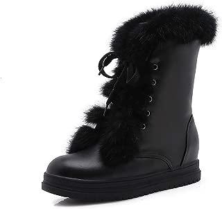 BalaMasa Womens ABS14182 Pu Boots