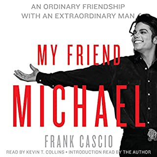 My Friend Michael audiobook cover art