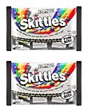 Skittles Zombie Mix Halloween Fun Size Candy - Pack of 2 Bags - 10.72 oz Per Bag