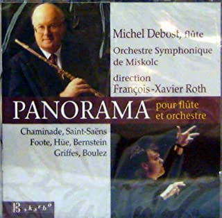 Panorama: Music for Flute & Orchestra
