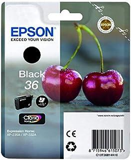 Inkjet Cartridge 36 Epson Black