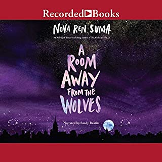 A Room Away from the Wolves audiobook cover art