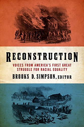 Image of Reconstruction: Voices from America's First Great Struggle for Racial Equality (LOA #303) (The Library of America)