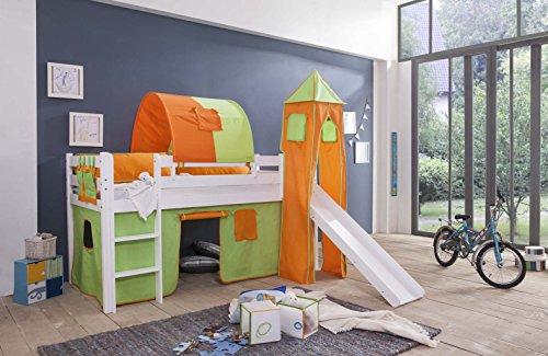 Unbekannt Spring Lot de 4 Rideaux pour lit d'enfant