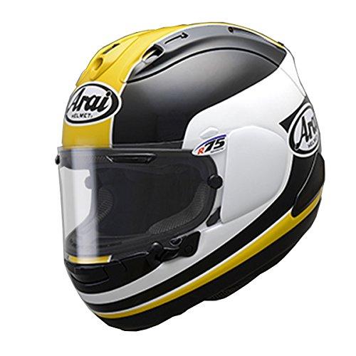 アライ(ARAI) バイクヘルメット フルフェイス RX-7X タイラレプリカ イエロー サイズ57-58