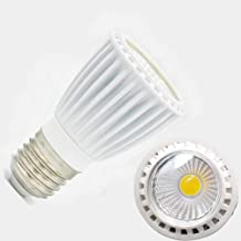 MARSWALL High Brightness7w 600lm - 700lm Cob Led Spotlight Led Lamp Bulb Lights for Photo Photographic Studio Museum Light...