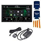 Alpine i407-WRA-JK 7in in-Dash Digital Receiver with SXV300v1 Satellite Radio Tuner Compatible with...