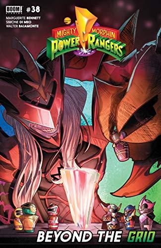 Mighty Morphin Power Rangers #38 (English Edition)