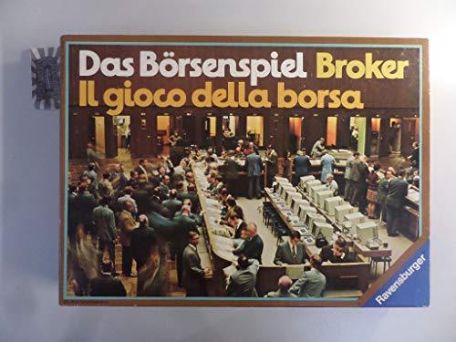 Ravensburger 6025219. Das Börsenspiel (Wirtschaftsspiel).