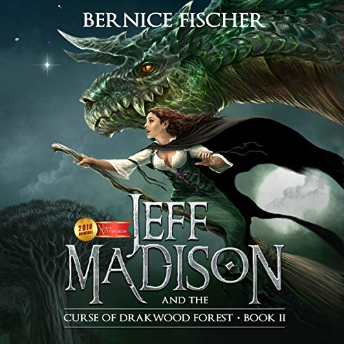 Jeff Madison and the Curse of Drakwood Forest, Book 2 Titelbild