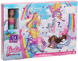 Barbie GJB72 Adventskalender