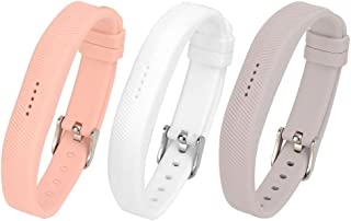 AUTRUN Band for Fitbit Flex 2, Newest Replacement Wristband with Watch Buckle Design for Fitbit Flex 2 (No Tracker)