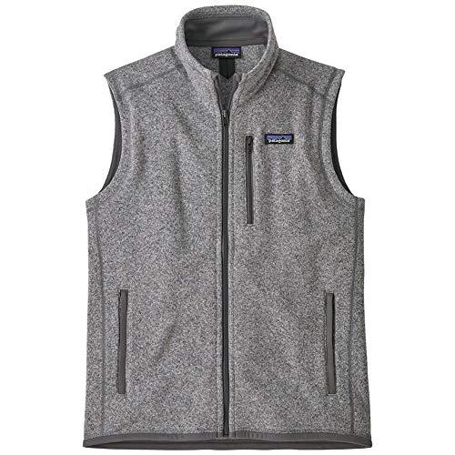 Patagonia M's Better Sweater Weste für Herren Einheitsgröße Stonewash